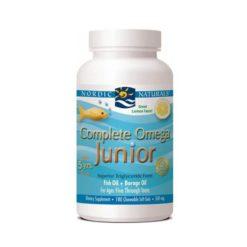 Nordic Complete Omega Junior        90 Soft Gels