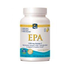 Nordic EPA - Lemon        60 Soft Gels