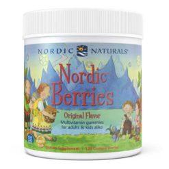 Nordic Naturals Berries Multivitamin        120 Chews