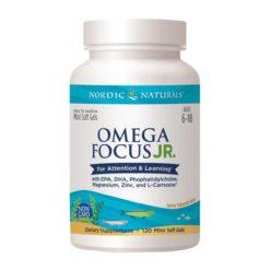 Nordic Naturals Omega Focus Junior        120 Softegels
