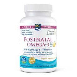 Nordic Naturals Postnatal Omega-3        60 Softgels