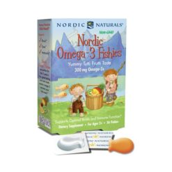Nordic Omega-3 Fishies/jellies        36 Jellies