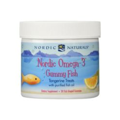 Nordic Omega-3 Gummy Fish        30 Chewable