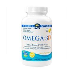 Nordic Omega-3D        60 Capsules