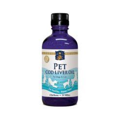 Nordic Pet Cod Liver Oil        237ml