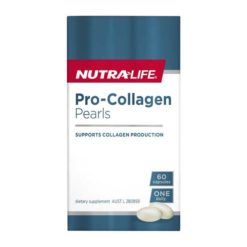 Nutra Life Pro-Collagen Pearls        60 Capsules