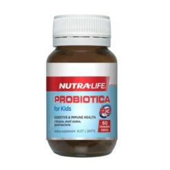 Nutra Life Probiotica P3 For Kids        60 Tablets