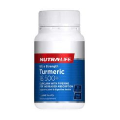 Nutra Life Ultra Strength Turmeric 18