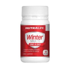 Nutra Life Winter Multi One A Day        30 Capsules