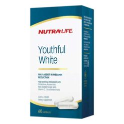 Nutra Life Youthful White        60 Capsules