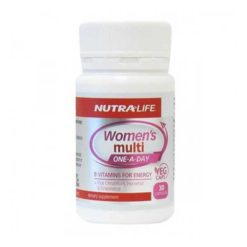 Nutra Life Womens Multi One-A-Day        30 Capsules