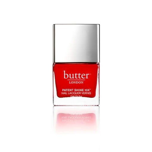 Butter London Patent Shine 10X Gels - Her Majesty's Red        11ml