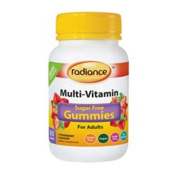 Radiance Adult Gummies Multi-Vitamin 100 Gummies