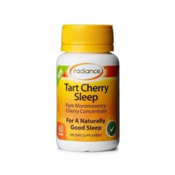Radiance Tart Cherry Sleep Plus        60 VegeCapsules