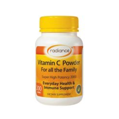 Radiance Vitamin C Powder With Bioflavonoids        200g