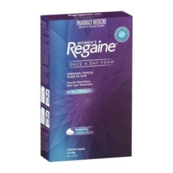 Regaine for Women        4 Months