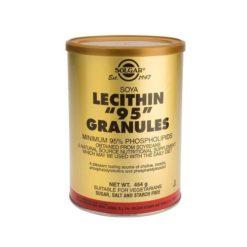 "Solgar Lecithin ""95"" Granules        454g"