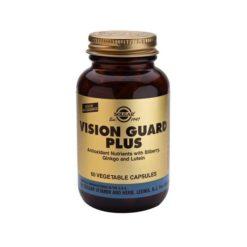 Solgar Vision Guard Plus        60 Capsules