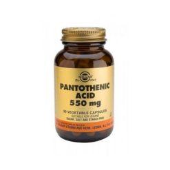 Solgar Vitamin B5 550mg (pantothenic Acid)        50 VegeCapsules