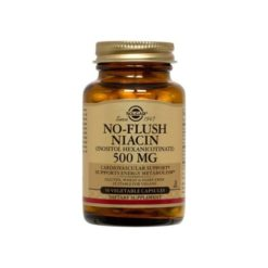 Solgar Vitamin No Flush Niacin 500mg        100 VegeCapsules