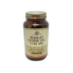 Solgar Wheat Germ Oil 100 Softgels