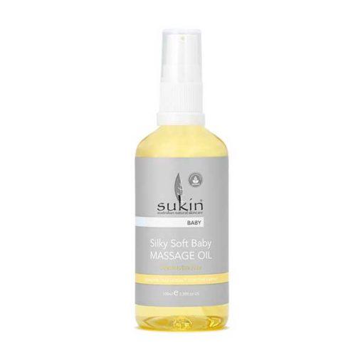 Sukin Baby Massage Oil 100ml