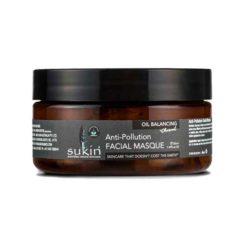 Sukin Oil Balancing Facial Masque Anti-Pollution Jar 100ml