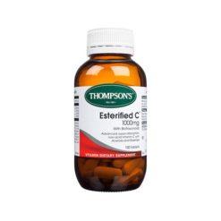 Thompsons Esterified C 1000mg        100 Tablets