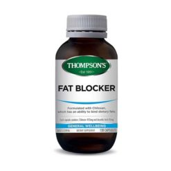 Thompsons Fat Blocker        120 Capsules