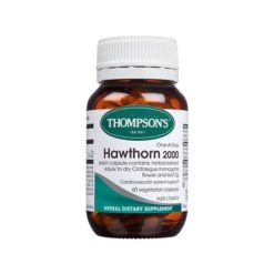 Thompsons One-A-Day Hawthorn 2000        60 Capsules