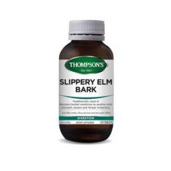 Thompsons Slippery Elm        60 Tablets