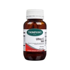 Thompsons Ultra-C 1000mg        60 Tablets