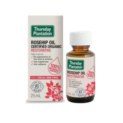Thursday Plantation Rosehip Oil Certified Organic        25ml