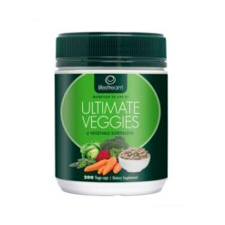 Lifestream Ultimate Veggies        200 Capsules