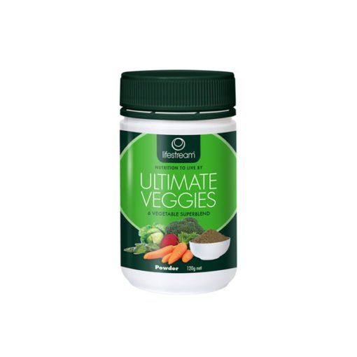 Lifestream Ultimate Veggies        120g