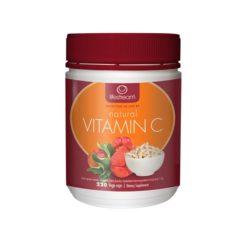 Lifestream Natural Vitamin C - Organic        220 Capsules