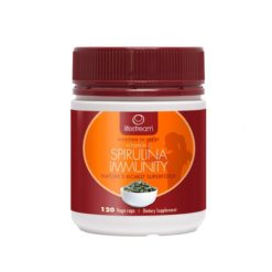 Lifestream Vitamin C Spirulina Immunity Organic        120 Capsules