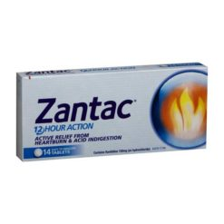 Zantac 150mg        28 Tablets