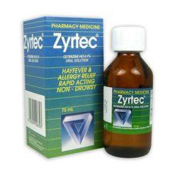 Zyrtec Oral Liquid        75ml
