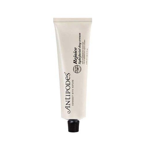 Antipodes Rejoice Light Facial Day Cream (organic)        60ml