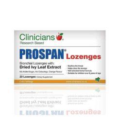 Clinicians Prospan Lozenges        20 Lozenges