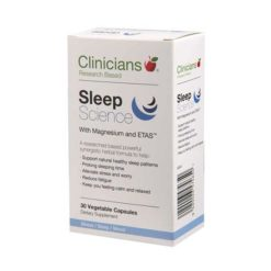 Clinicians Sleep Science        30 VegeCapsules