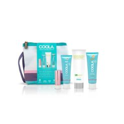 Coola Mineral Travel Kit 4 pc Sun Essentials