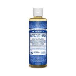 Dr Bronners Pure Castile Liquid Soap Peppermint        940ml