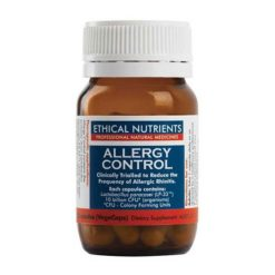 Ethical Nutrients Allergy Control        30 Capsules