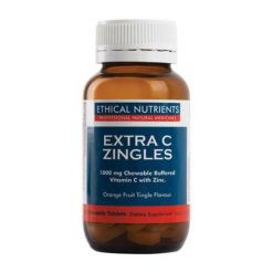 Ethical Nutrients Extra C Zingles        50 Tablets