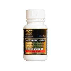 Go Antibiotic Support - Probiotic 40 Billions Howaru Restore        14 VegeCapsules