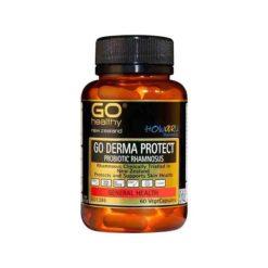 Go Derma Protect Howaru Rhamnosus - Eczema Control        60 VegeCapsules