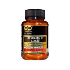 Go Vitamin D3 1