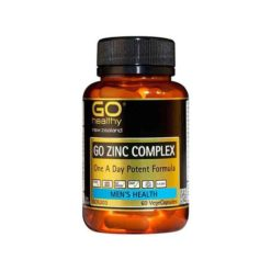 Go Zinc Complex - One A Day        60 VegeCapsules